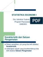 Statistika Ekonomi i