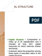 capitalstructure-110816071440-phpapp02
