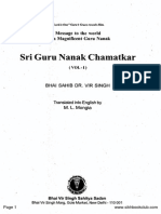 Sri Guru Nanak Chamatkar (Part 1)_English-Bhai Vir Singh