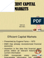 SLIDE KKP Efficient Capital Markets