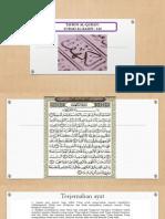Tahsin Al Quran Al Kahfi
