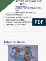 Mechanical Epu&t 17&18 Speedcontrolof Threephase Inductionmotor