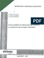 Prescriptie Energetica PE 114-83