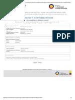 Programa de Eficiencia Energética Para Cocción Por Inducción y Calentamiento de Agua Con Electricidad en Sustitución Del Gas Licuado de Petróleo (GLP) en El Sector Residencial - PEC