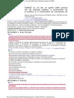OUG 34 - 2006 Contracte Achizitii Publice