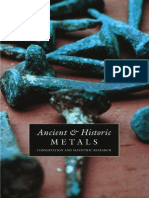 Ancient and Historic Metals