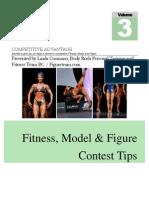 Bodybuilding Female Figure Contest Tips