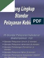 1.Standar Pelayanan Umum