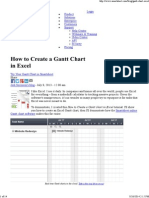 How to Create a Gantt Chart in Excel _ Smartsheet
