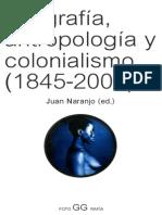 Fotografía Antropologia y Colonialismo