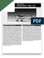 04835 #Bau Supermarine Seafire Mk Xv