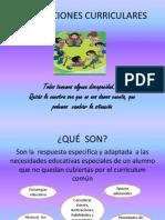 Adecuaciones Curriculares Miguel Hidalgo