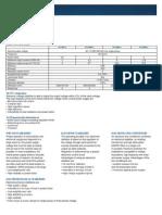 Technical Data Servo Contro Supply
