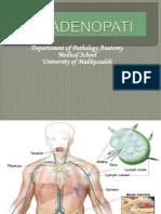 Praktikum Limfadenopati Dr. Ayu