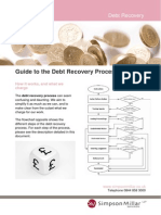 Guide to Debt Recovery Process
