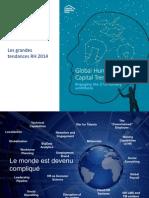 Deloitte Etude Grandes-tendances-RH Septembre2014