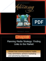 8, Planning Media Strategy Finding Links to the Market