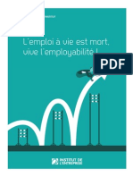 Note Vive Employabilite 2014