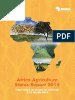 Africa Agriculture Status Report 2014