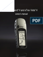 GPS_Manual Etrex Vista H