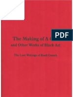 The Making of a God and Other Black Art Basil Crouch