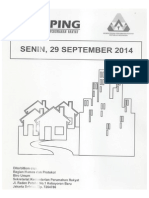 Kliping Berita Perumahan Rakyat, 29 September 2014