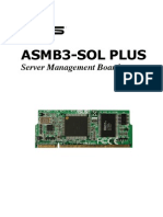 ASMB3-SOL PLUS Server Management Board