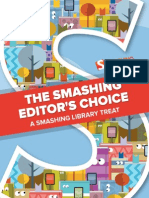 Smashing eBooks Editors Choice Library Treat