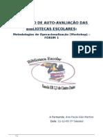 Forum 1- O MAABE-metodologias de operacionalização-workshop