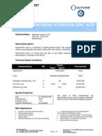 Synthesis Hydrochloric Acid