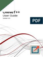 Omnet ++ User Guide