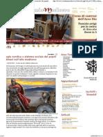Accademia Medioevo - Mitologia Nordica e Sistema Sociale Dei Popoli Scandinavi Nell'Alto Medioevo