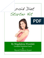 Thyroid Diet Starter Kit