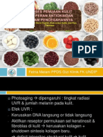 PPT jurnal reading antioksidan fotoaging