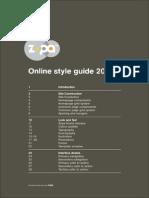 Guide Zopa Brand Guide