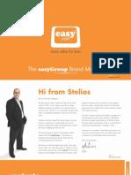 Easy Jet Brand Manual