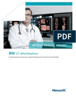 BW CT Workstation