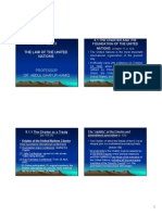 Microsoft Powerpoint - 12. the Law of the United Nat