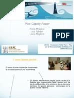 Il Coping Power Program- SITTC 2014