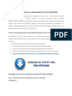 Semplici linee guida per rimuovere cdncache-a.akamaihd.net dal computer infetto