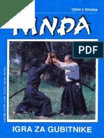 Nindja 142 - Derek Finegan - Igra Za Gubitnike (MGarret & Emeri)(2.7 MB)(1)
