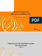 Cap 6 Higienizacao de Estabelecimentos Na Restauracao