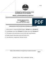 Trial Penang 2014 SPM Prinsip Perakaunan K2