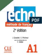Echoa1 2e Eleve Edition