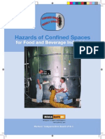 Confined Food Industry