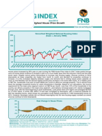 Namibia Records 2nd Highest House Price Growth in the World  - FNB Namibia  Housing Index June 2014
