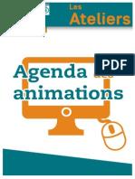 Programme Ateliers 2014 2015