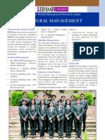 MBA RURAL MANAGEMENT Flyer RM (Sept 2014)