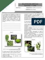 Lista Plantao Ciencias Do 7 Ano 2 Bimestre 19-3-14