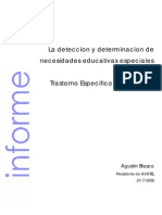 Informe Deteccion TEL - Avatel